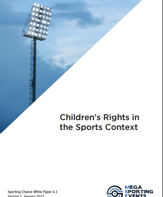 Children's Rights in the Sports Context